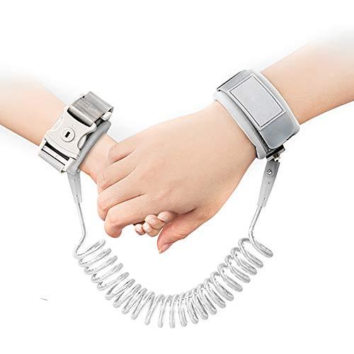 Kinder Sicherheitsleine Anti-Lost-Gürtel Anti-verloren Handgelenk Gürtel Link 2.5M