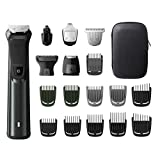 Philips MG7785/20 Multigroom Series 7000 18-in-1 Trimmer, Barttrimmer, Haarschneider,...