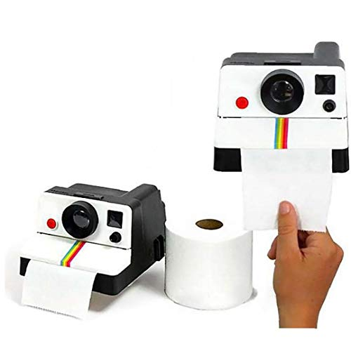 1pc Gewebe-halter-kreatives Design Kamera-shaped Toilettenpapier Box Retro Gewebe-rollenhalter Abdeckungen Kamera Toilettenpapier