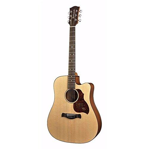 Richwood d-20-ce Guitarra Acústica Dreadnought electrificada