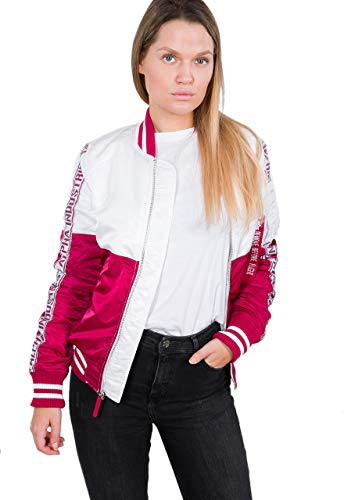 Alpha Industries MA-1 Block Damen Jacke L