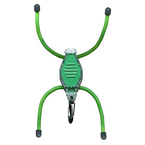 Nite Ize BUGLIT Green Clear Body/White LED