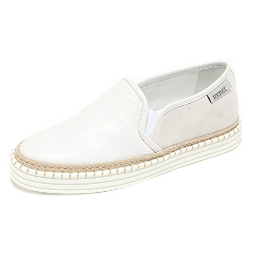 Hogan 6274L Sneakers spillers Rebel Without Box Slip on Scarpe Shoes Women [37]