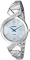 [セイコー]Seiko 腕時計 Analog Display Analog Quartz Silver Watch SUP263 レディース [並行輸入品]