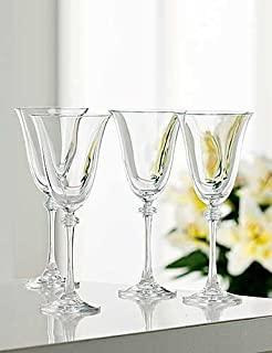 Liberty Goblet (Set of 4) by Galway Crystal