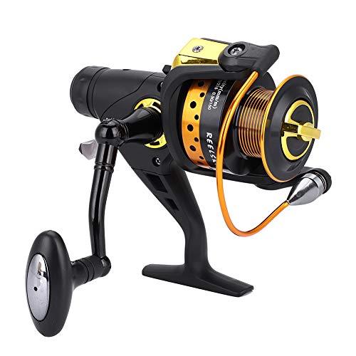 cloudbox Carrete de pesca Spinning Reel KV Series Bait Casting agua salada Casting Wheel KV6000