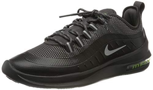 Nike Herren AIR MAX AXIS Premium Laufschuhe, Grigio Thunder Grey Metallic Silver Black 009, 43 EU