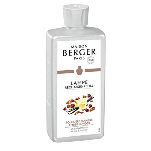 Lampe Berger Ambientador para el hogar Perfume Recargable de Fragancia de sueños orientales, plástico, Multi-Colour, 6.6 x 10 x 23.7 cm