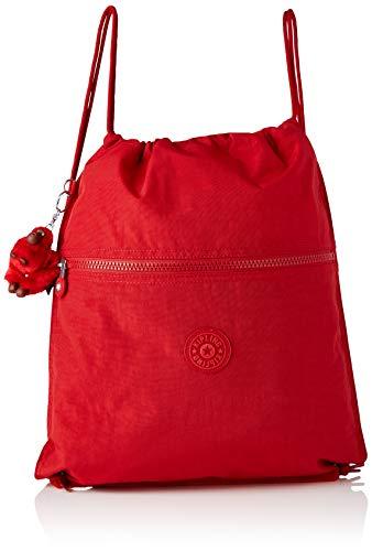 Kipling Backpacks SUPERTABOO Cherry Tonal