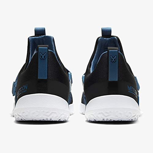 Product Image 3: Nike Men's Metcon Sport Black/Total Orange-Thunderstorm-White Training Shoes