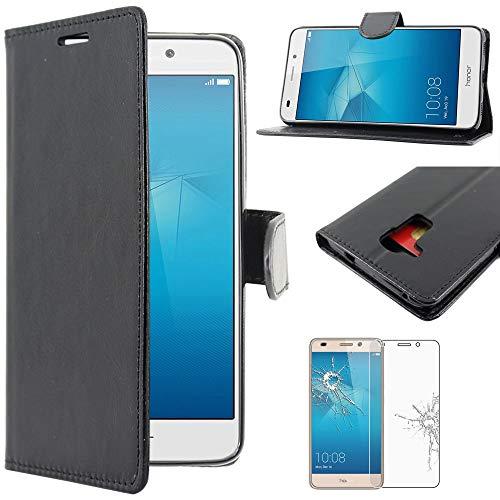 ebestStar - Funda Compatible con Huawei Honor 5C Carcasa Cartera Cuero PU,...