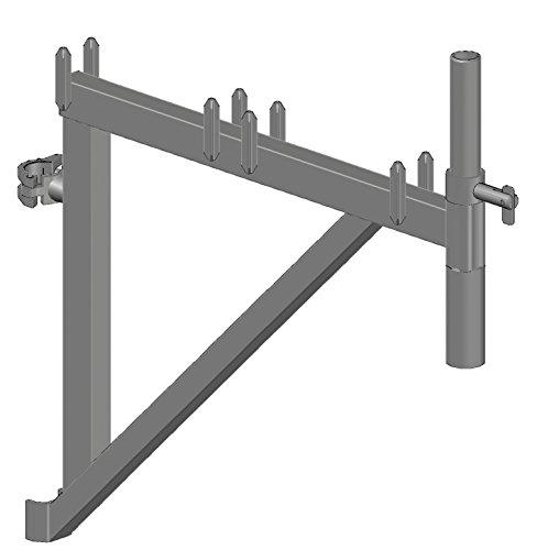 Konsole Ausleger B64 H50 Baugerüst Gerüstkonsole Stahlgerüst Gerüst Gerüste mir Rohrverbinder