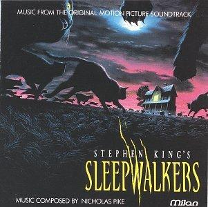Nicholas Pike Stephen Kings Sleepwalkers Musi novo lacr orig