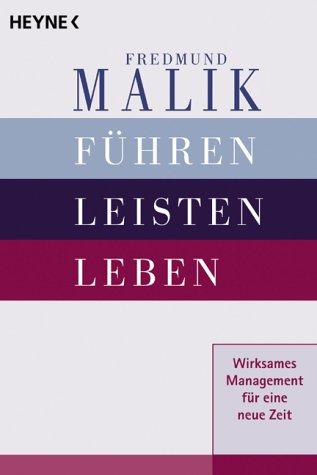 Malik Fredmund, Führen, Leisten, Leben