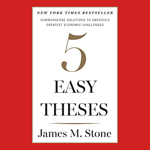 Five Easy Theses audiobook cover art