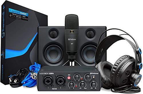 PreSonus AudioBox Studio Ultimate - Edición 25 Aniversario