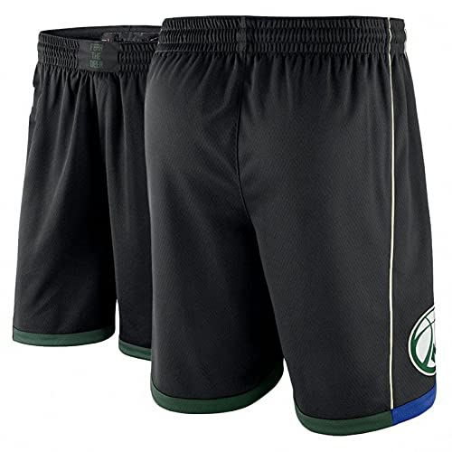 AGLT 2021 NBA Bucks Uniforme de Baloncesto Masculino Hombres Jersey Camiseta de Baloncesto Ropa Deportiva al Aire Libre Bordado,B4,XXL
