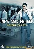 41NZbsWBH3L. SL160  - New Amsterdam Saison 1 : Un hôpital pas comme les autres (sur TF1)