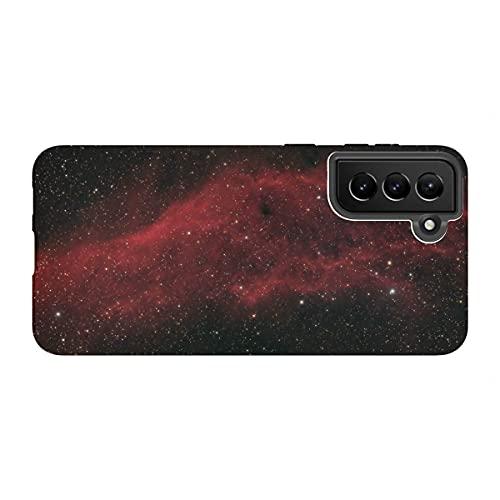 artboxONE Tough-Hülle Handyhülle für Samsung Galaxy S21 Plus Kalifornianebel von Roland Störmer