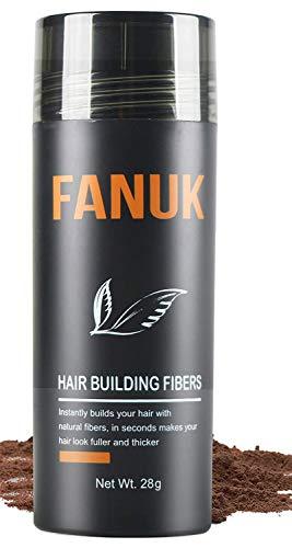 Poudre Densifiante, Fibres Capillaires Densifiantes Kératine Naturelle Hair Building Fibers pour...