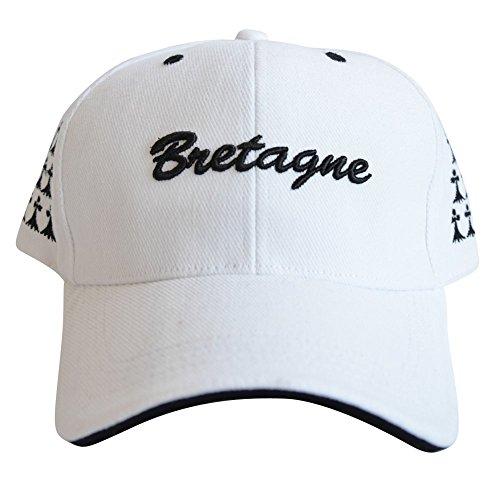 Kappe Motiv Frankreich Bretagne Fahne - Cap mit bretonischer Fahne