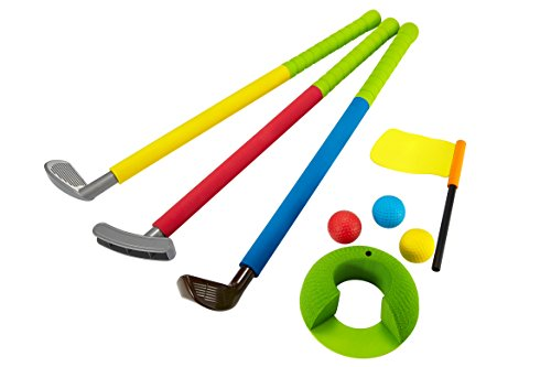 Uarzt Soft Foam Glof Sets Toys for Kids Childrens Toddler...
