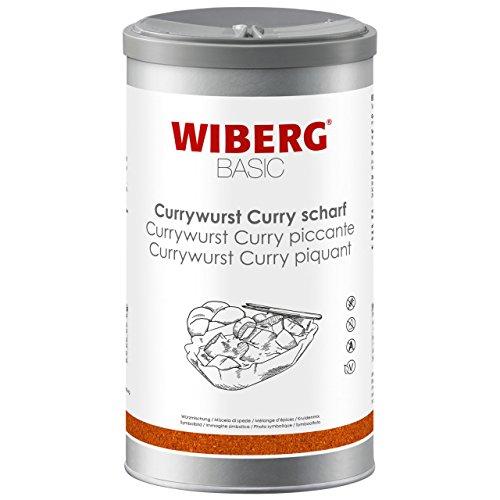 Wiberg Currywurst Curry, scharf, Gewürzmischung, 700g