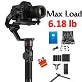 FeiyuTech AK2000 3-Axis Camera Stabilizer Gimbal for Sony Canon 5D Panasonic GH5 Nikon 2.8 kg Payload