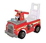 Paw Patrol Kids Ride On Marshall Fire Truck Ride-On with Lights and Sounds