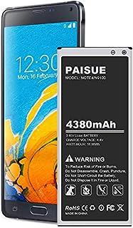Galaxy Note 4 Battery, 4380mAh Li-Polymer Replacement Battery for Samsung Galaxy Note 4 N910, N910U 4G LTE, N910V(Verizo...