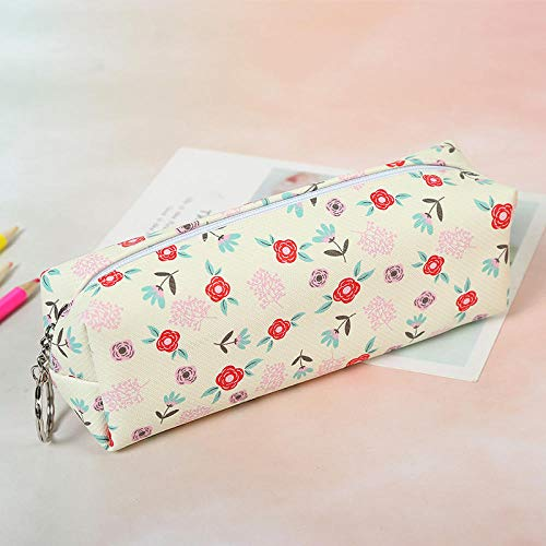 Pencil Pouch 1Pcs Cactus Pencil Case Pencil Bags Canvas Trousse Scolaire Stylo Pencil Box 2