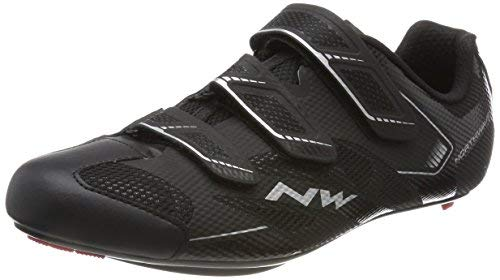 Northwave Sonic 2 Road Cycling Bike Shoes Black 42 EU