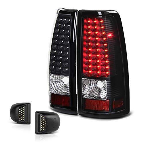 04 chevy truck tail lights - 6