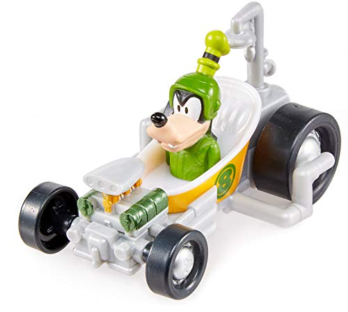Fisher-Price Disney Mickey & The Roadster Racers, Pull 'n Go Hot Dogster