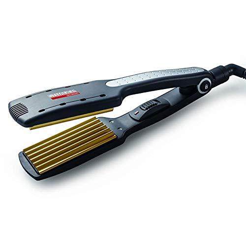 Plancha de Francia Java para el cabello profesional de cerá
