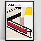 Bauhaus Leinwand Kunst Poster und Drucke Herbert Bayer