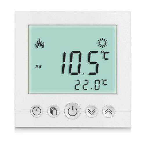 200 Watt PREMIUM Fußbodenheizung elektrisch Fliese Bad Heizmatte Thermostat SAXa31 ohne