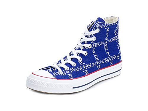 Converse Mens Chuck 70 HI JW Anderson Blue/White Synthetic Size 11