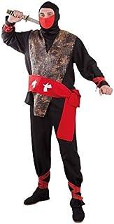 DISBACANAL Disfraz de Ninja - Único, XL: Amazon.es: Juguetes ...