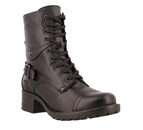 Taos Footwear Women's Crave Black on Black Boot 12-12.5 M US