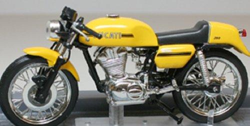 Ducati 350 MK3 Desmo, 1974, Modellauto, Fertigmodell, IXO Junior 1:24