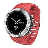 Pigup Round écran Tactile Sport Montre Intelligente IP67 étanche Prix Coeur Smartwatch Men Outdoor Podomètre Smartwatch