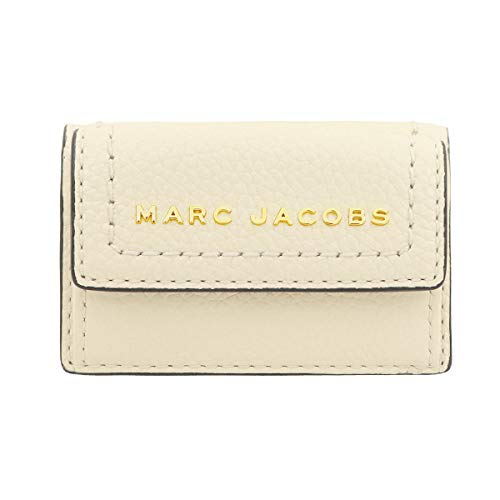 [マークジェイコブス] Marc Jacobs 財布(三つ折り財布) M0016973 マシュマロ ザ グルーブ ペブルド レザー ミニ トライフォールド ウォレット レディース [アウトレット品] [ブランド] [並行輸入品]