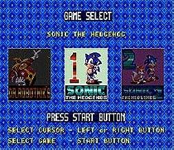 Linker Wish 16 Bit Sega MD Game Sonic Complition 16 bit MD Game Card For Sega Mega Drive For Genesis