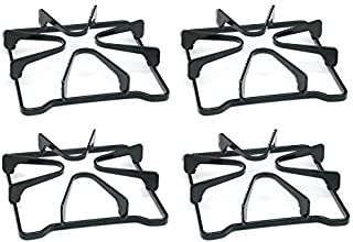 Range Kleen -7600 Square Gas Grate for Whirlpool - 4 Pack