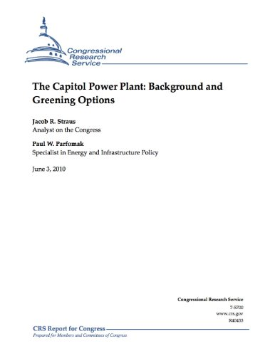 The Capitol Power Plant: Background and Greening Options