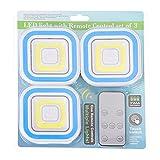 Flexibilidad Toque Light Tap Lights Push Lights Sensor táctil con motor DIRIGIÓ Lámpara de imán ligero en la lámpara compatible con los contadores de armario de vestíbulo del dormitorio del gabinete A