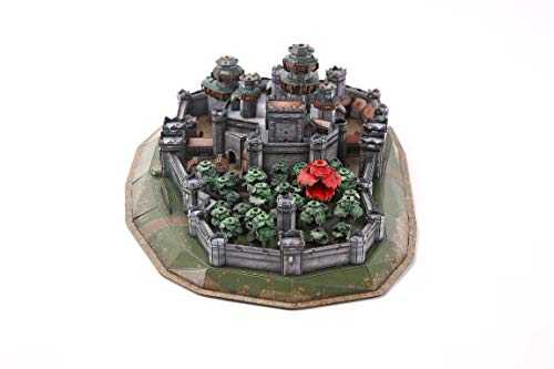 3D Puzzle: Game of Thrones Winterfell