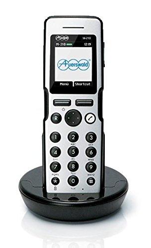 Auerswald Telefon Comfortel M210 Netzteil+Ladeschale