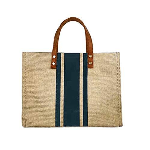Crossbody-Taschen für Damen, Top-Design, Handtasche, tragbare Aktentasche, Business, eine Schulter-Handtasche, Segeltuch, große Tasche